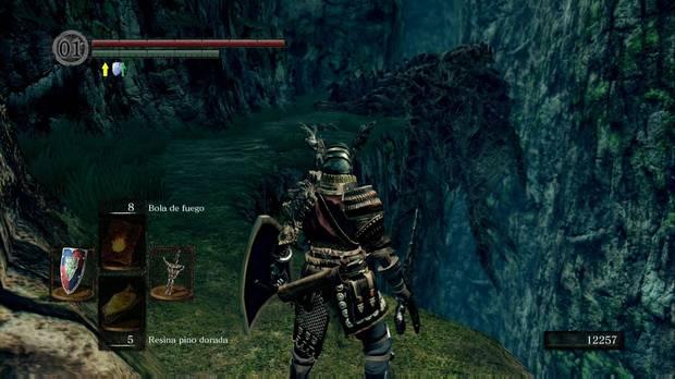 Dark Souls Remastered, Valle de Dragones, Dragón zombi, Dragón no muerto, Cheese, Puedes matarlo desde aquí, Flechas