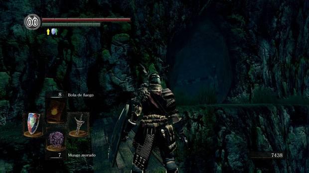 Dark Souls Remastered, Valle de dragones, Camino a la Ciudad infestada