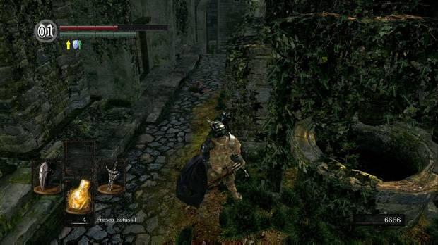 Dark Souls Remastered, Burgo de los no muertos (nivel inferior), Griggs de Vinheim, Llave residencia