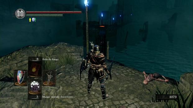 Dark Souls Remastered, Ruinas de Nuevo Londo, Fantasmas