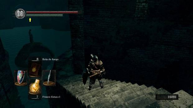 Dark Souls Remastered, Ruinas de Nuevo Londo
