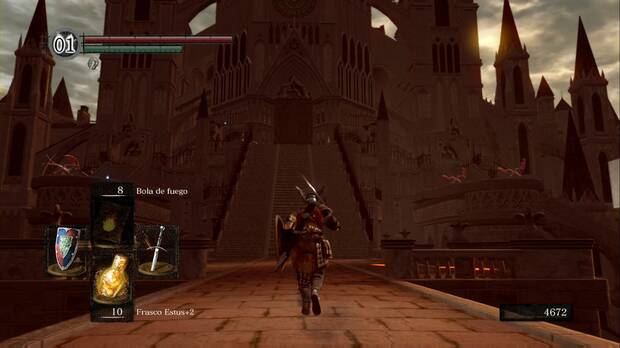 Dark Souls Remastered, Anor Londo