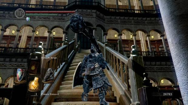 Dark Souls Remastered, Archivos del Duque, Seath