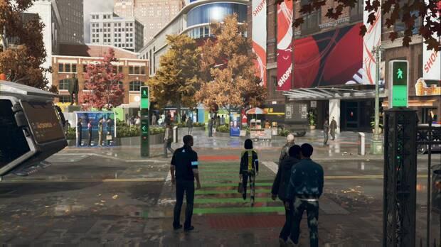 Detroit: Become Human, Guía paso a paso, Capítulo 3, Matices de color