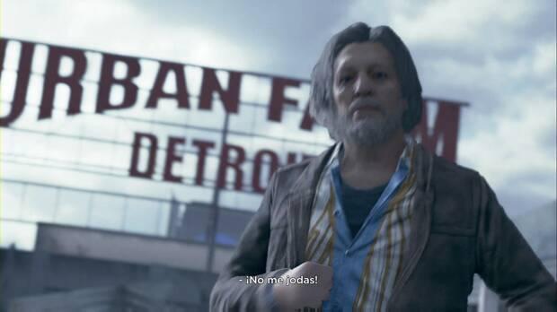 Detroit: Become Human, Guía paso a paso, Capítulo 15, El nido