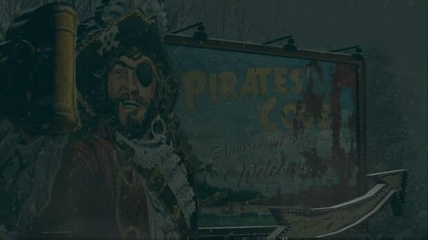 Detroit: Become Human, Guía paso a paso, Capítulo 21, La cueva del pirata