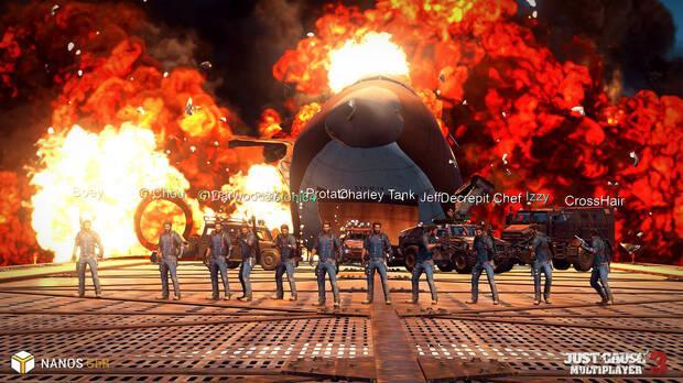 Just Cause 4 puede ser el siguiente en sumarse a los Battle Royale Imagen 3