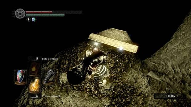 Dark Souls Remastered, Guía paso a paso, La tumba de los gigantes