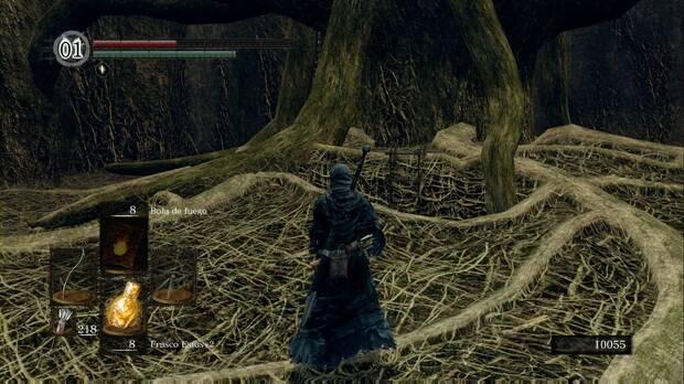Dark Souls Remastered, Gran hueco