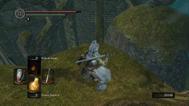 Dark Souls Remastered, Refugio de los no muertos, segunda parte
