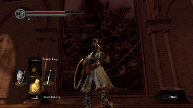 Dark Souls Remastered, Mundo pintado de Ariamis