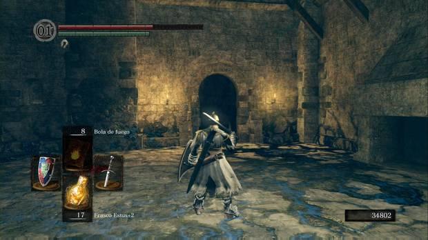 Dark Souls Remastered, Artorias del Abismo, Municipio de Oolacile