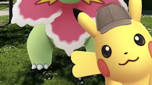 Pokémon GO: cómo conseguir a Detective Pikachu