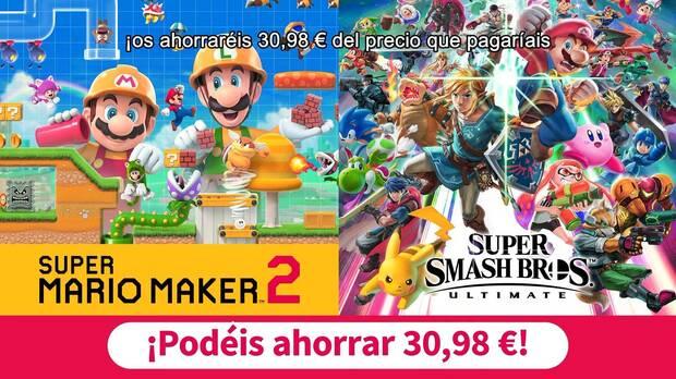 Anunciados los cupones de Nintendo Switch: dos juegos digitales por 99 euros Imagen 2