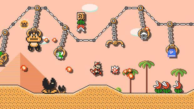 Super Mario Maker 2 presenta multitud de novedades, como el multijugador online Imagen 2