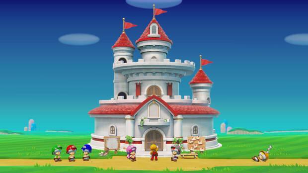 Super Mario Maker 2 presenta multitud de novedades, como el multijugador online Imagen 3