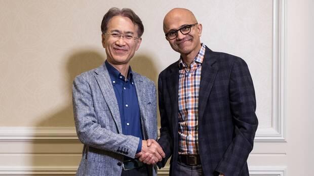 Sony y Microsoft anuncian una colaboración en servicios en la nube y tecnología IA Imagen 2