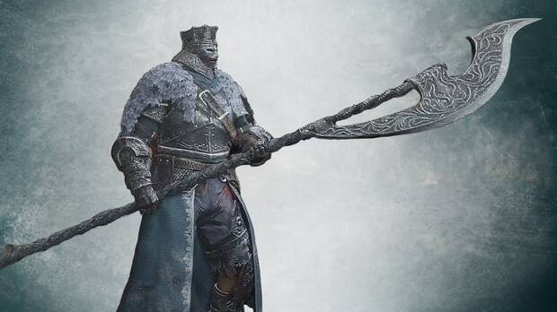 Dark Souls 3 - Alabardas