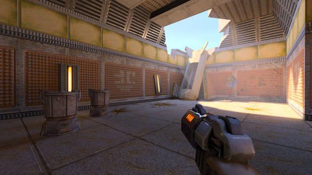Quake II RTX llega gratis el 6 de junio a PC haciendo uso del ray-tracing Imagen 2
