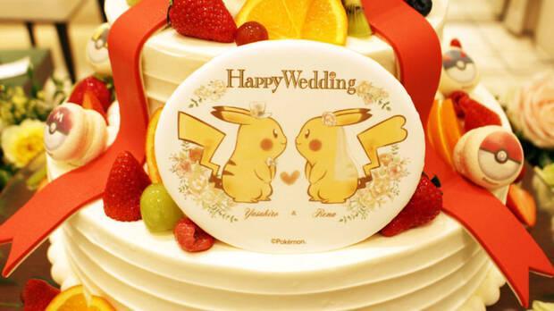 Pokémon ya cuenta con un servicio de bodas oficiales en Japón Imagen 2