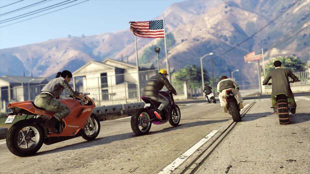 GTA Online: Recompensas dobles en misiones y bonificación de 250.000 GTA$ Imagen 2