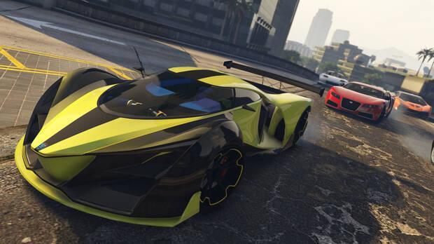 GTA Online: Recompensas dobles en misiones y bonificación de 250.000 GTA$ Imagen 3