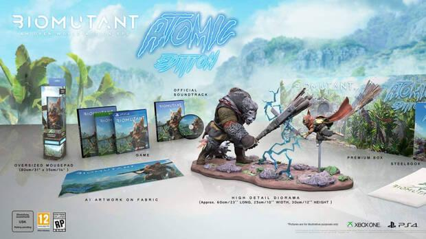Biomutant Atomix Edition
