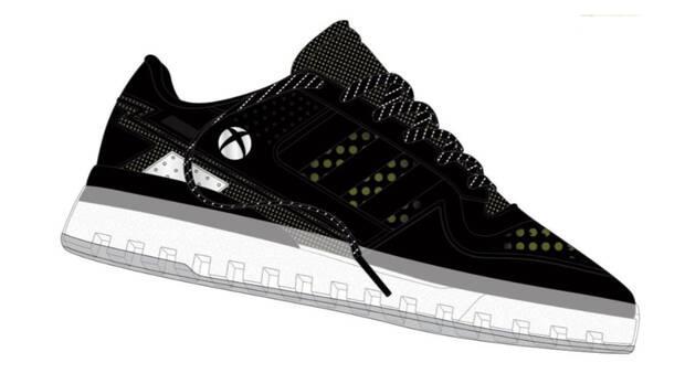 Zapatillas Xbox y Adidas