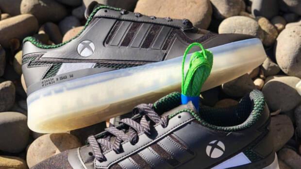 Zapatillas Xbox y Adida