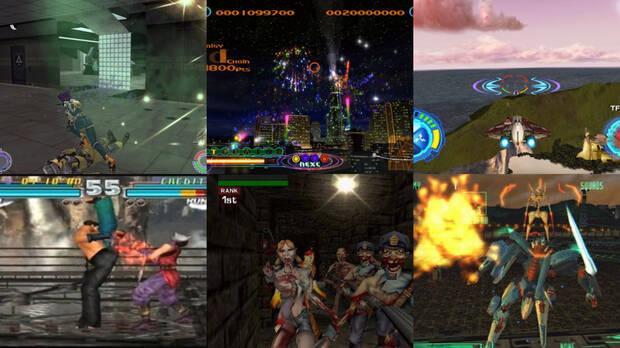Juegos lanzamiento PS2