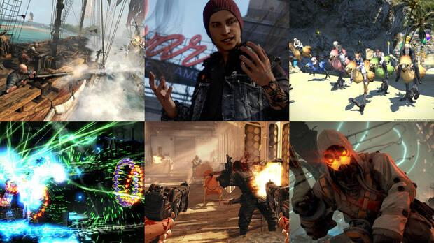 Juegos lanzamiento PS4