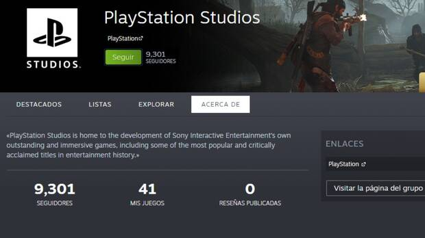 PlayStation and Steam