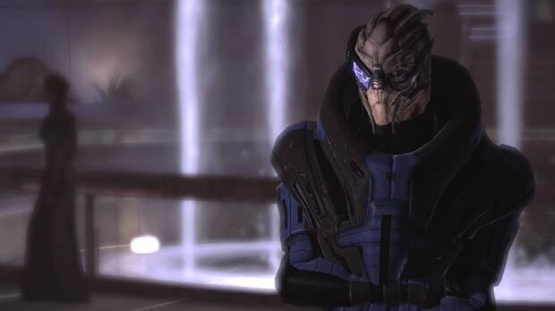Garrus Mass Effect