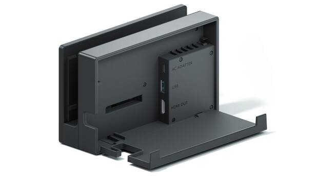 Nuevo dock Nintendo Switch