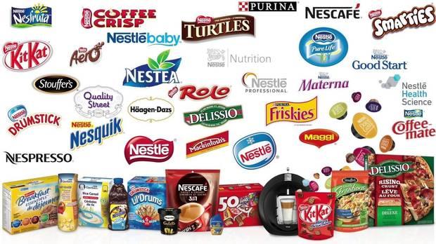 Nestlé Comida