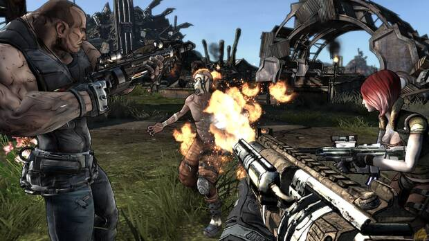 Borderlands 2 is one of the t