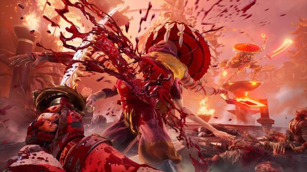 Captura de Shadow Warrior 3.