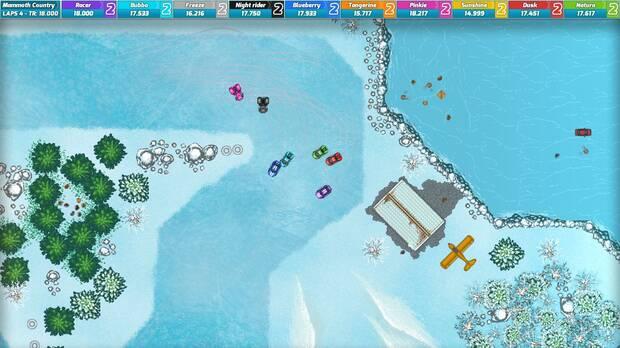 Race Arcade Imagen 1