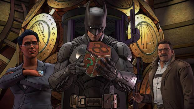 Batman: The Enemy Within - Episode 1: Enigma Imagen 1