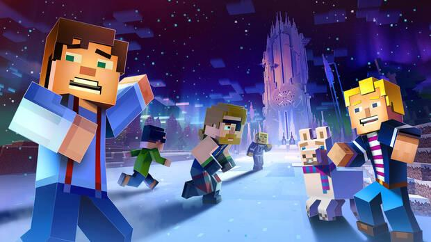Minecraft Story Mode: Season Two - Episode 2: Giant Consequences Imagen 1