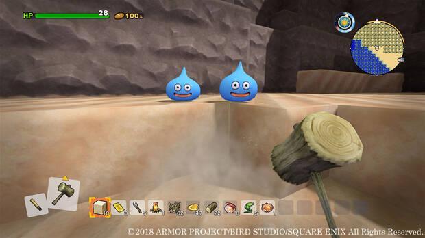 Dragon Quest Builders 2 Imagen 1