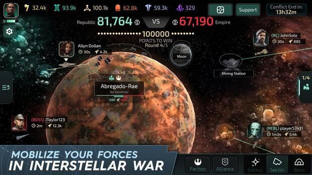 Star Wars: Rise to Power Imagen 1