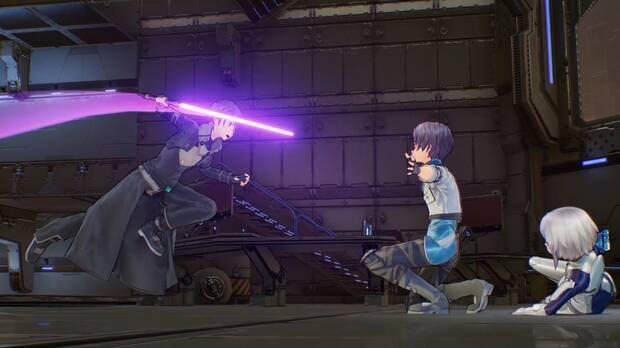 Sword Art Online: Fatal Bullet Imagen 1