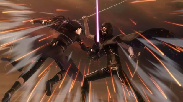 Sword Art Online: Fatal Bullet Imagen 2