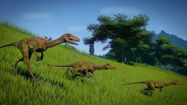 Jurassic World Evolution Imagen 1