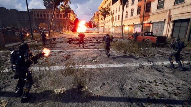Earth Defense Force: Iron Rain Imagen 1