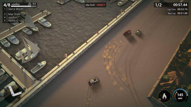 Mantis Burn Racing Imagen 1