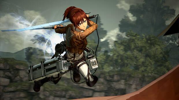 Attack on Titan 2 Imagen 1