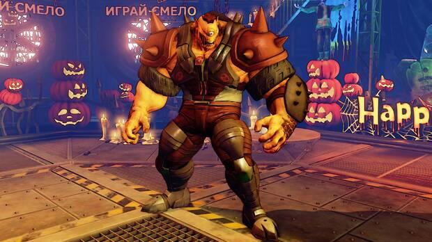 Street Fighter V Imagen 1