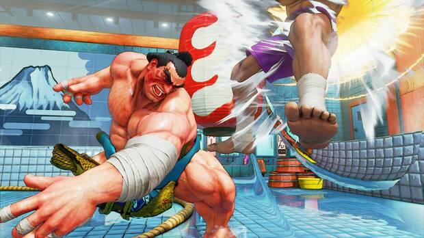Street Fighter 5 vende 5 millones en PS4 y PC